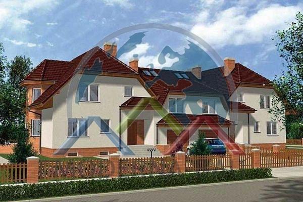 Moderna-Bau Doppelhaus KD 3