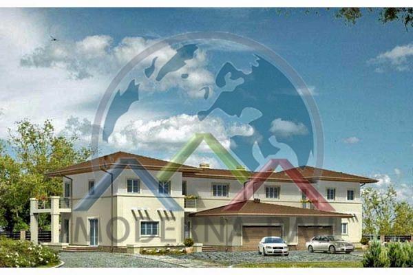 Moderna-Bau Doppelhaus KD 18