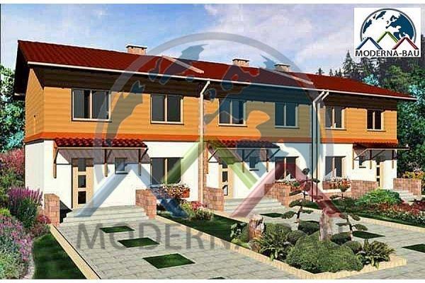Moderna-Bau Reihenhaus KR 9