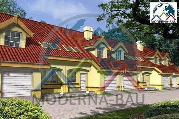 Moderna-Bau maison écologique KAT 11