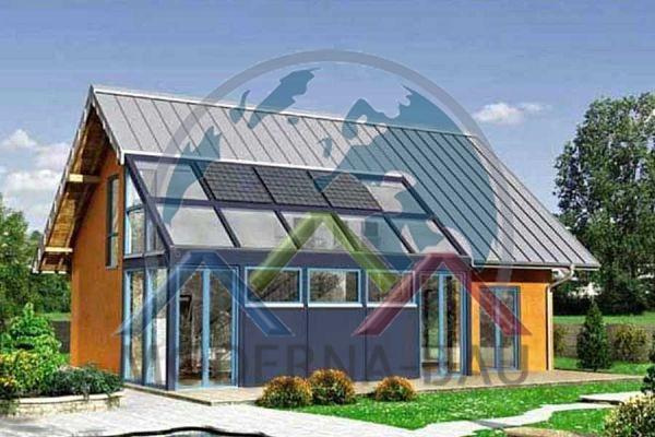 Moderna-Bau low-energy house KM 15