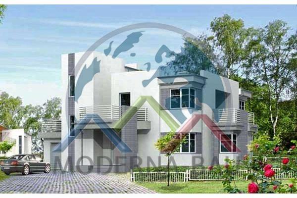 Moderna-Bau maison écologique KM 17