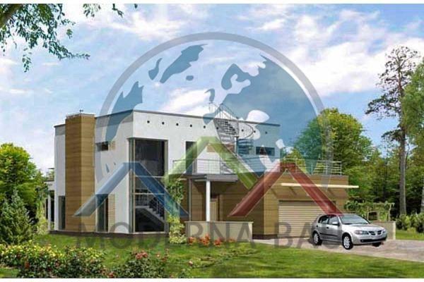 Moderna-Bau maison écologique KM 20