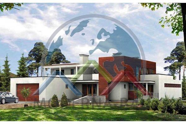 Moderna-Bau maison écologique KM 21