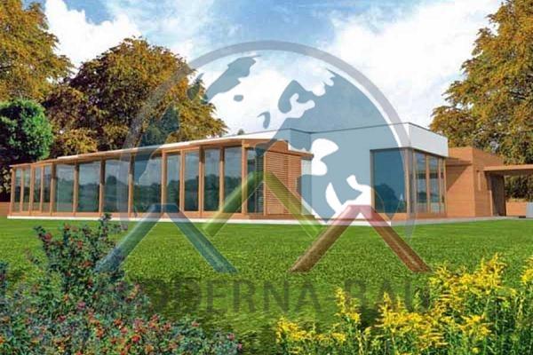 Moderna-Bau maison écologique KM 29