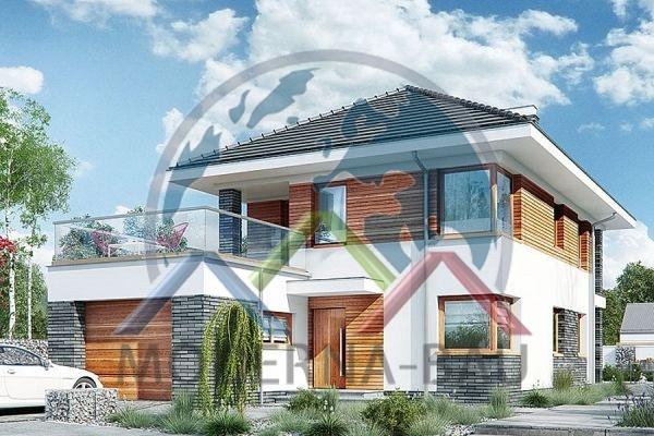 Moderna-Bau maison écologique KH 132