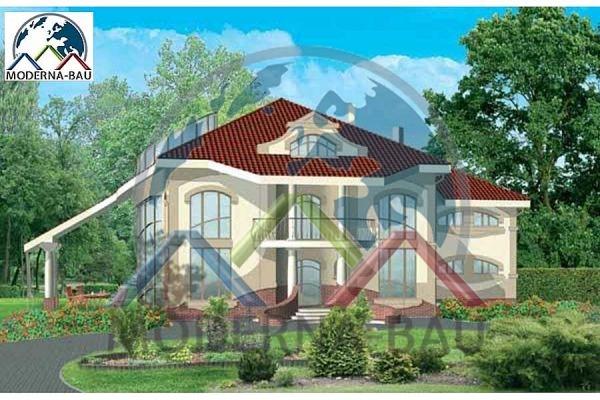 Moderna-Bau Exclusivhaus KE 72