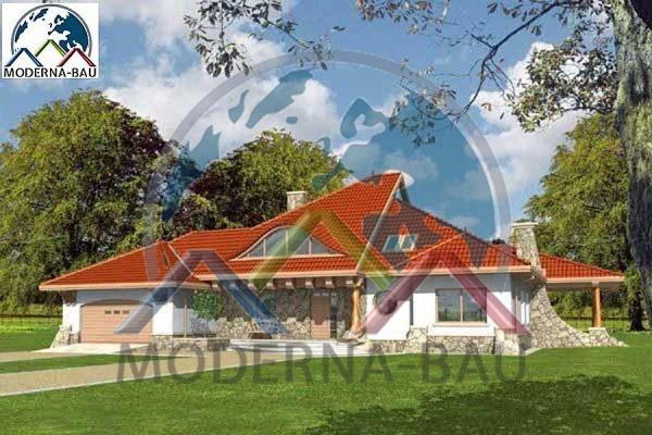 Moderna-Bau Exclusivhaus KE 75