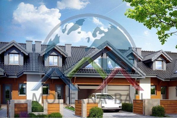Moderna-Bau Reihenhaus KR 4