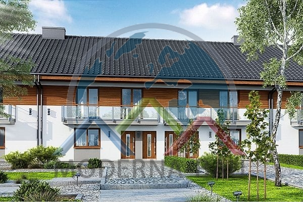 Moderna-Bau low-energy house KR 15