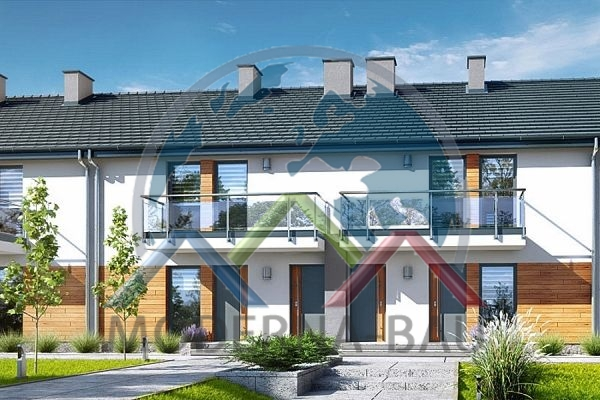 Moderna-Bau low-energy house KR 17