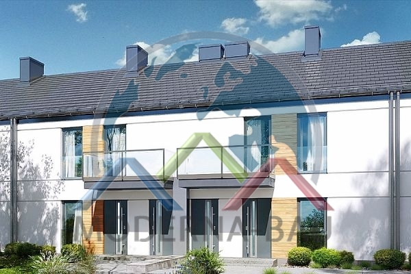 Moderna-Bau low-energy house KR 18