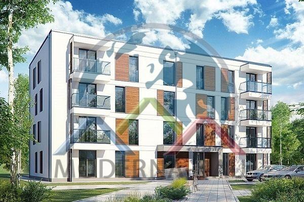 Moderna-Bau Mehrfamilienhaus KAT 6