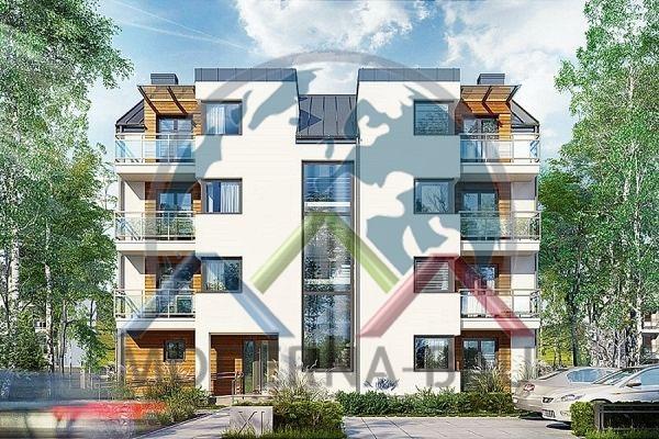 Moderna-Bau Mehrfamilienhaus KAT 8