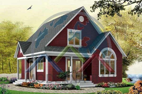 Moderna-Bau low-energy house KA 27