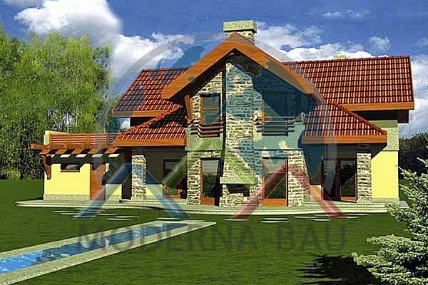 Moderna-Bau Exclusivhaus KE 37